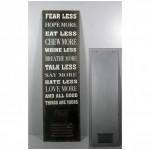 fear-less-love-more