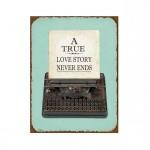 a-true-love-story-schild